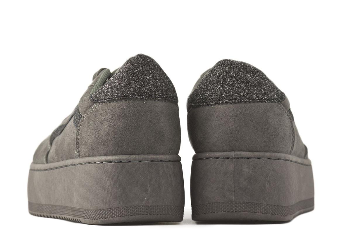 zapatilla urbana gris
