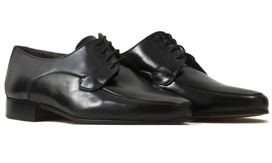 Zapato vestir negro