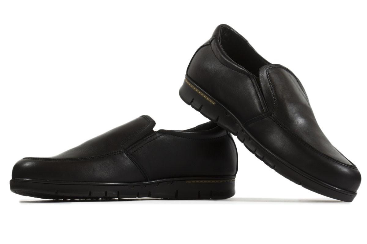 Zapato confort negro